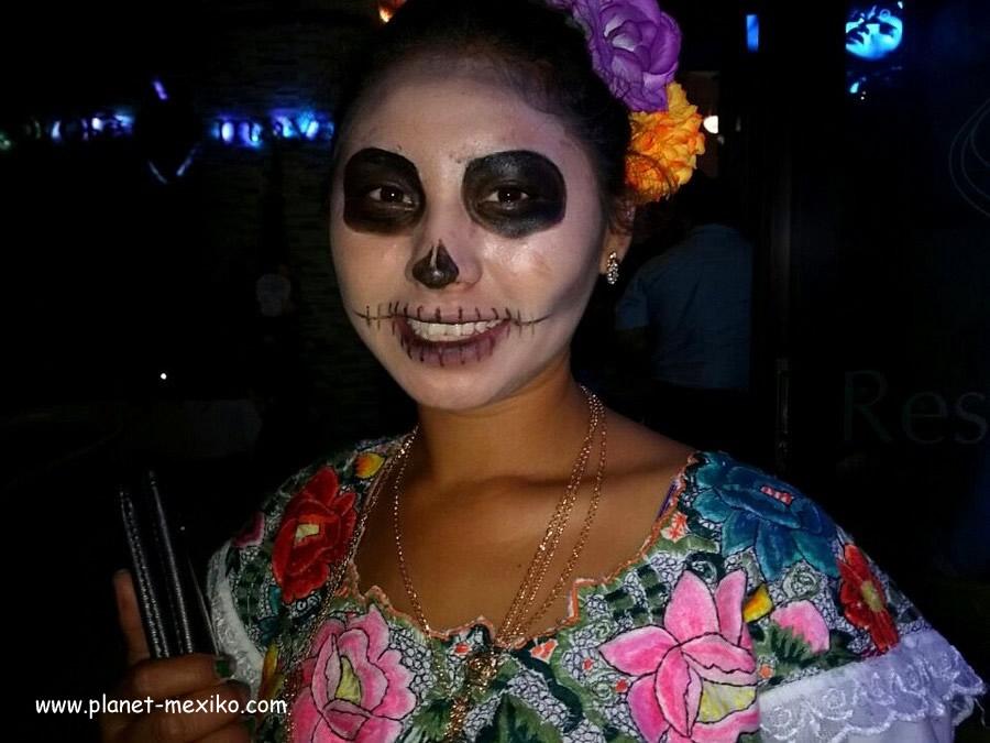 Das Fest Am Tag Der Toten Dia De Los Muertos Planet Mexiko